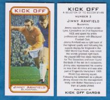 Blackpool Jimmy Armfield England